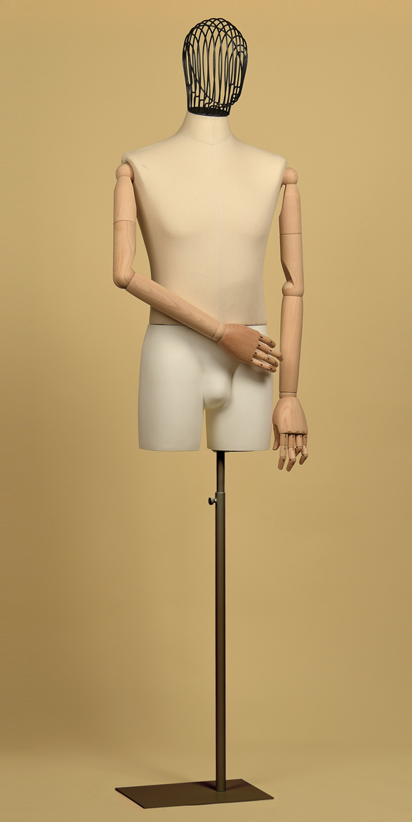 bust-man-tailoring-thigh-head-wire-arms
