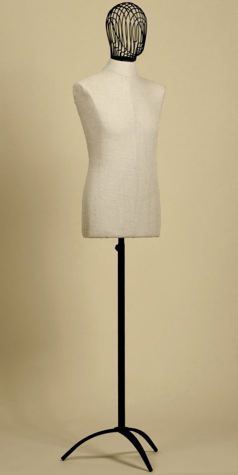 sartorial-bust-man-head-wire-iron-mix-linen-tripod-iron