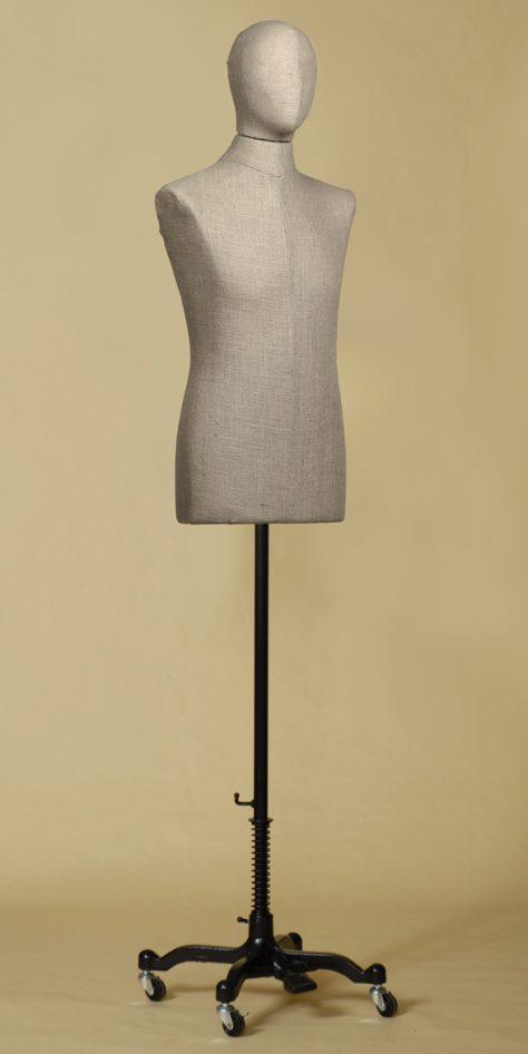 sartorial-bust-man-linen-raw-whells-iron