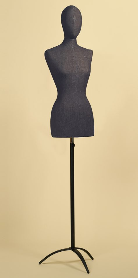 sartorial-bust-woman-head-cotton-black-tripod-iron
